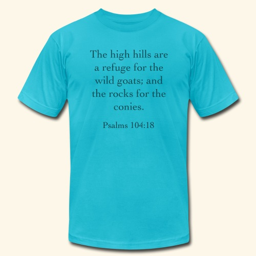 High Hills KJV - Men's  Jersey T-Shirt