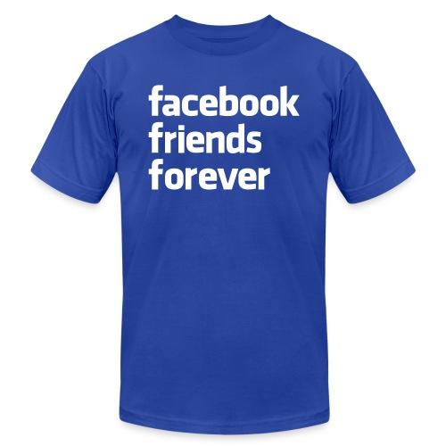 fff - Unisex Jersey T-Shirt by Bella + Canvas