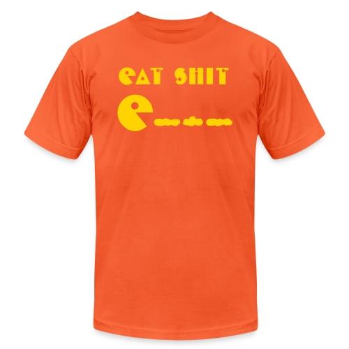 Eat Shit - Unisex Jersey T-Shirt by Bella + Canvas