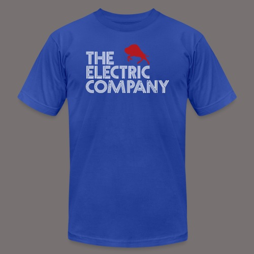 The Electric Company - Unisex Jersey T-Shirt by Bella + Canvas