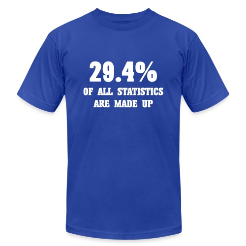 29 4 of all statistics are made up ats