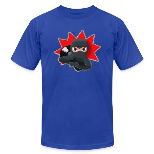 MERACHKA ICON LOGO - Unisex Jersey T-Shirt by Bella + Canvas