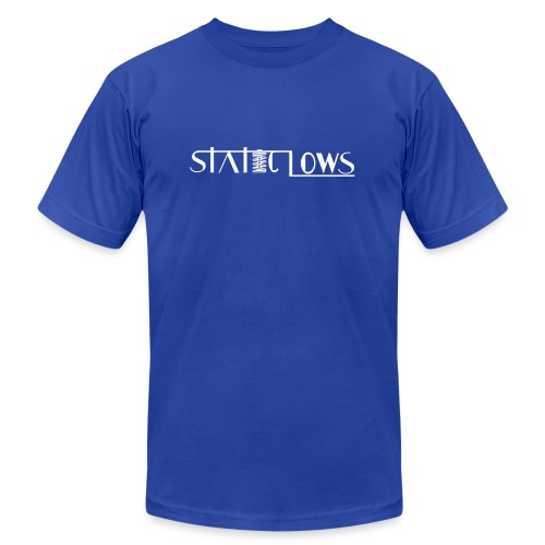 Staticlows - Unisex Jersey T-Shirt by Bella + Canvas