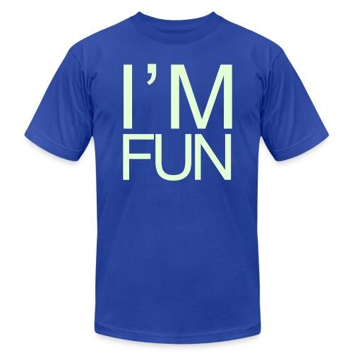im fun2 - Unisex Jersey T-Shirt by Bella + Canvas