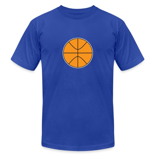 Plain basketball - Unisex Jersey T-Shirt by Bella + Canvas
