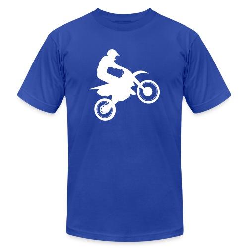 Motocross - Unisex Jersey T-Shirt by Bella + Canvas