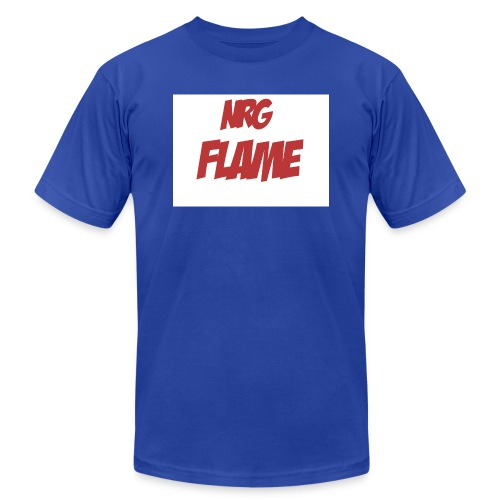 Flame For KIds - Unisex Jersey T-Shirt by Bella + Canvas
