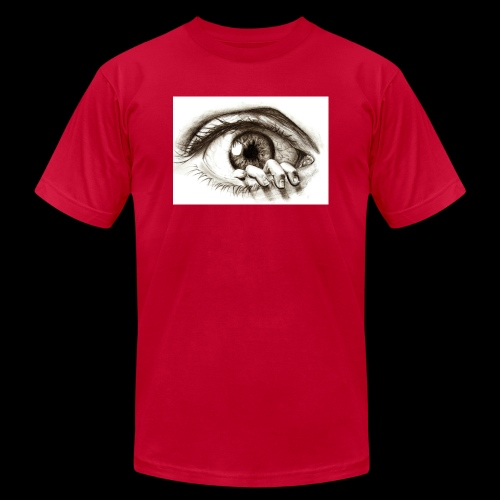 eye breaker - Men's  Jersey T-Shirt