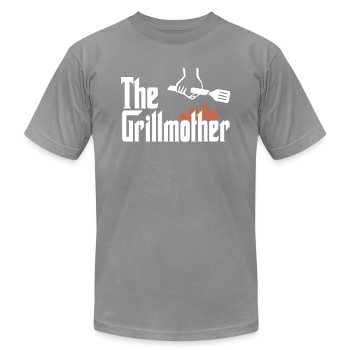 The Grillmother - Men's Jersey T-Shirt