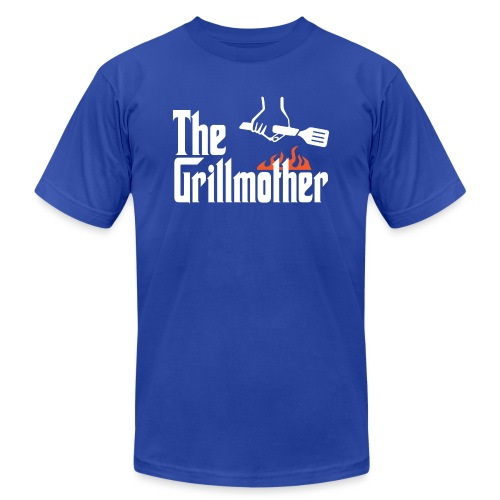 The Grillmother - Unisex Jersey T-Shirt by Bella + Canvas