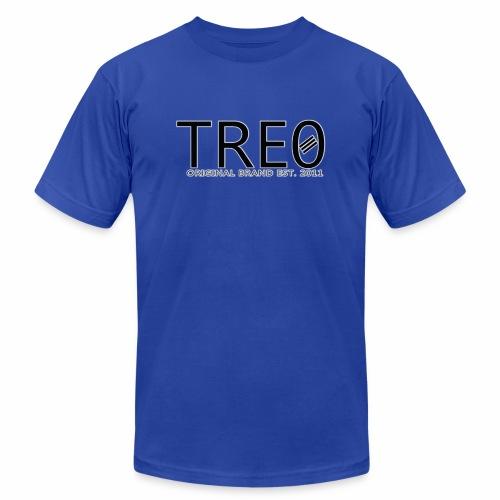TRE0 Brand Glow White - Men's  Jersey T-Shirt