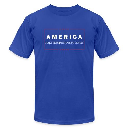 Make Presidents Great Again - Men's  Jersey T-Shirt