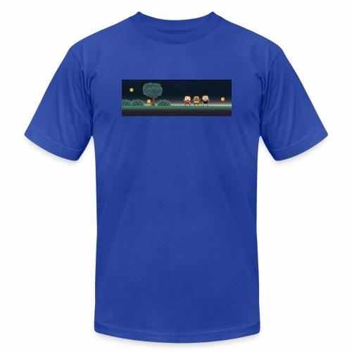 Twitter Header 01 - Men's  Jersey T-Shirt
