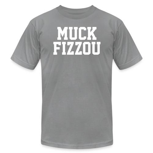 kentucky muck design - Unisex Jersey T-Shirt by Bella + Canvas