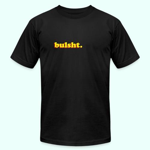 BulSht. Logo - Men's  Jersey T-Shirt