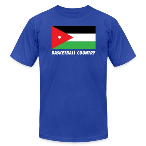 jordan r1 - Unisex Jersey T-Shirt by Bella + Canvas