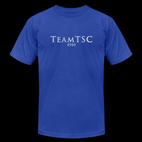 teamTSC Freeze - Unisex Jersey T-Shirt by Bella + Canvas