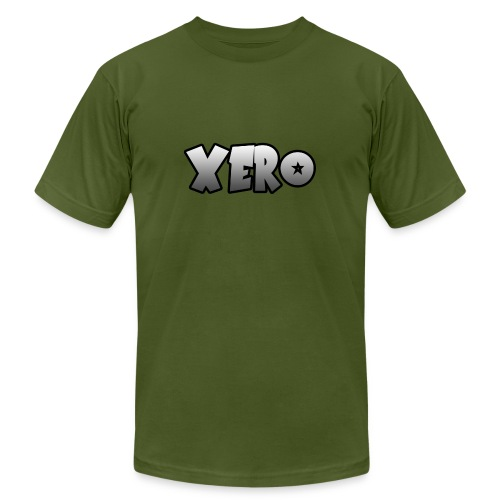 Xero (No Character) - Men's Jersey T-Shirt