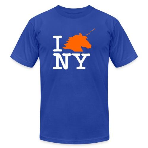 I Unicorn New York (Kristaps Porzingis) - Men's  Jersey T-Shirt