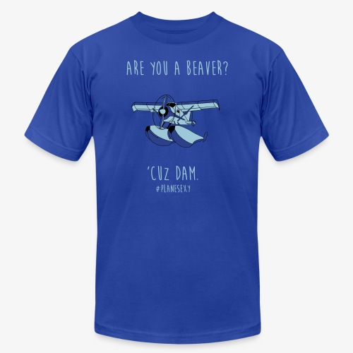Are you a Beaver? - Men's  Jersey T-Shirt