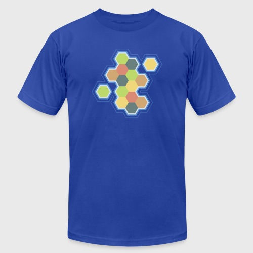 Settlers of Catan - Unisex Jersey T-Shirt by Bella + Canvas