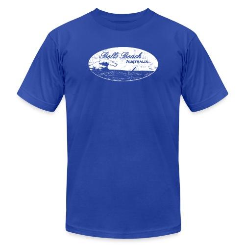 Bells Beach - Unisex Jersey T-Shirt by Bella + Canvas