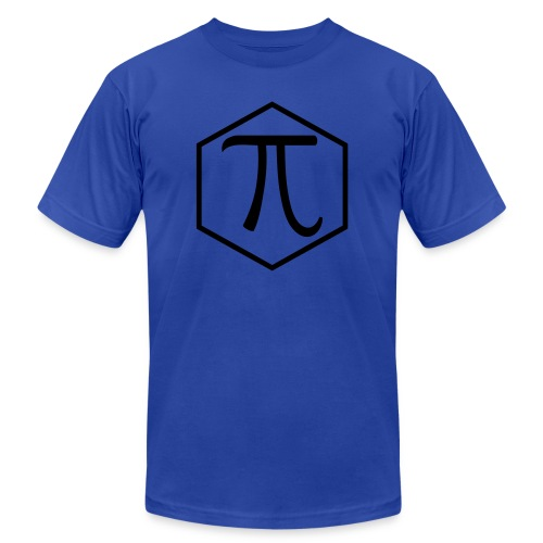 Pi - Men's Jersey T-Shirt