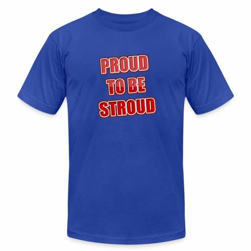 Proud To Be Stroud - Men's Jersey T-Shirt