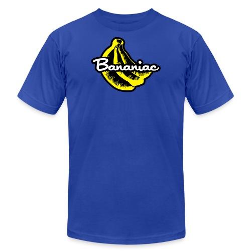 Bananiac Logo - Men's Jersey T-Shirt