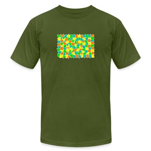Dynamic movement - Men's  Jersey T-Shirt