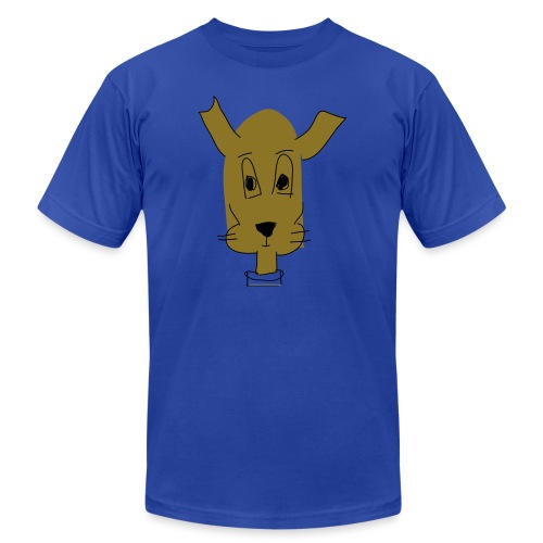 ralph the dog - Men's Jersey T-Shirt