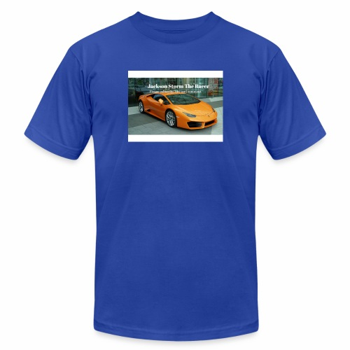 The jackson merch - Unisex Jersey T-Shirt by Bella + Canvas