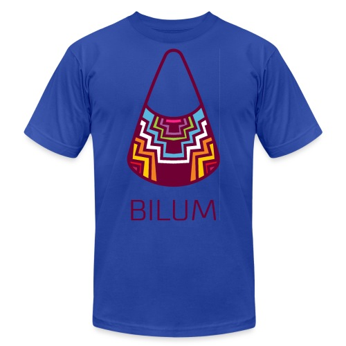 Awesome Bilum design - Men's Jersey T-Shirt