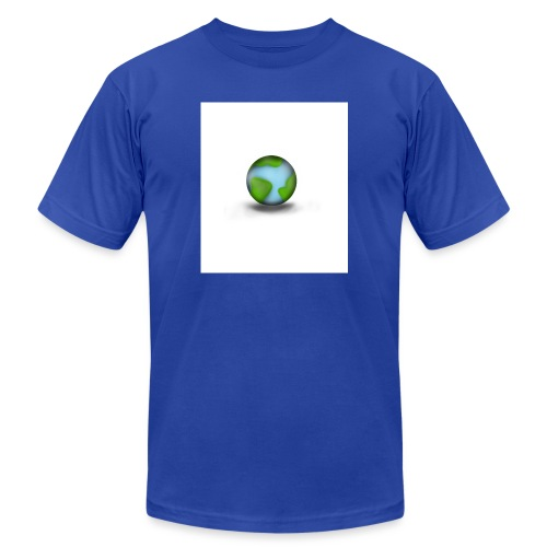 Earth - Unisex Jersey T-Shirt by Bella + Canvas