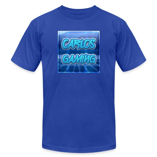Carlos Gaming merchandise - Men's  Jersey T-Shirt