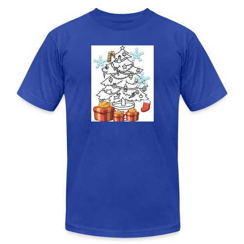 Christmas is here!! - Men's  Jersey T-Shirt