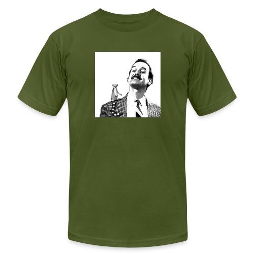 Lemur Shoulder - Unisex Jersey T-Shirt by Bella + Canvas