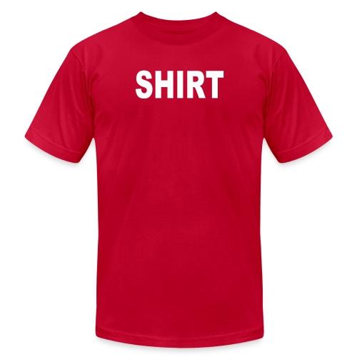 shirt - Unisex Jersey T-Shirt by Bella + Canvas