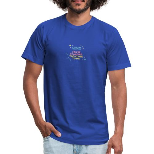 Fight Corona - Unisex Jersey T-Shirt by Bella + Canvas