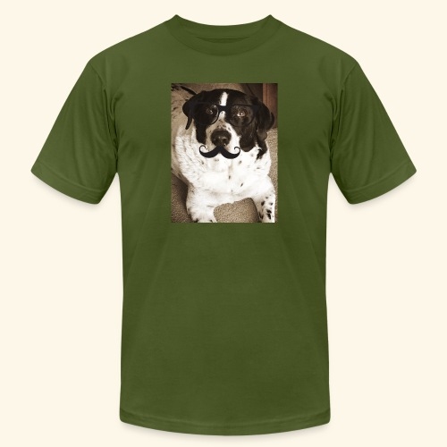Old Pongo - Men's  Jersey T-Shirt