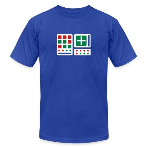 Computer - Unisex Jersey T-Shirt by Bella + Canvas