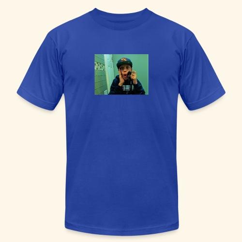 Pj Vlogz Merch - Men's  Jersey T-Shirt
