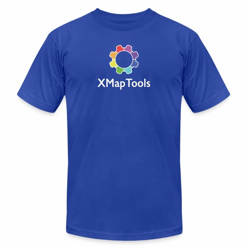 XMapTools - Unisex Jersey T-Shirt by Bella + Canvas