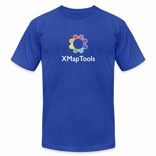 XMapTools - Men's  Jersey T-Shirt