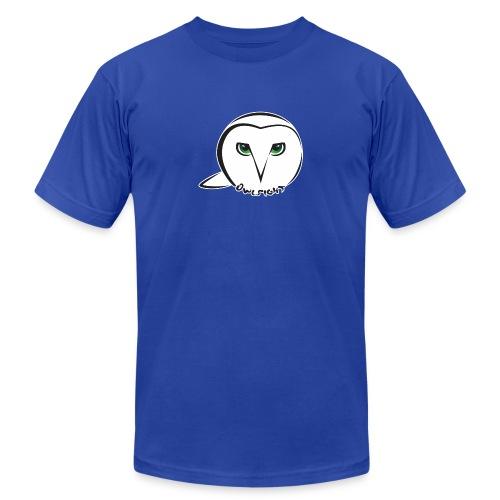 Owlsight - Unisex Jersey T-Shirt by Bella + Canvas