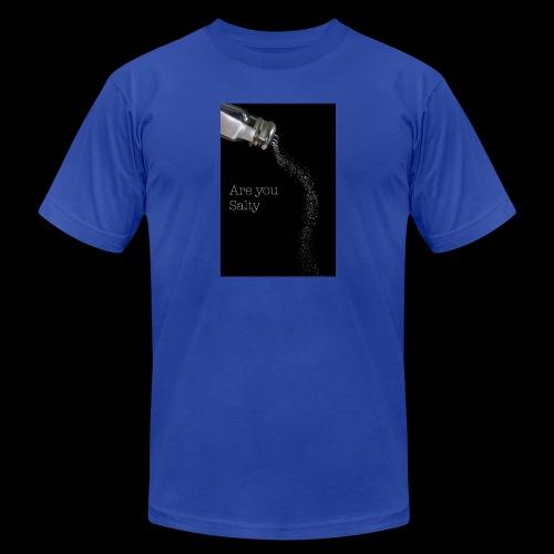 E1EC8123 AF44 4433 A6FE 5DD8FBC5CCFE Are you Salty - Men's  Jersey T-Shirt