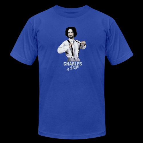 CHARLEY IN CHARGE - Unisex Jersey T-Shirt by Bella + Canvas