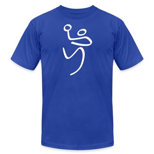 Olympic Handball - Unisex Jersey T-Shirt by Bella + Canvas