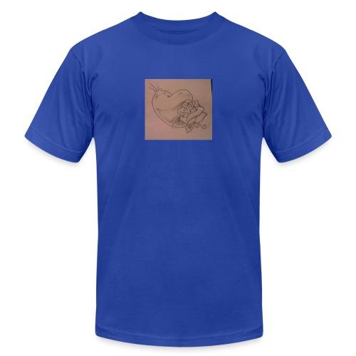 Love - Men's Jersey T-Shirt