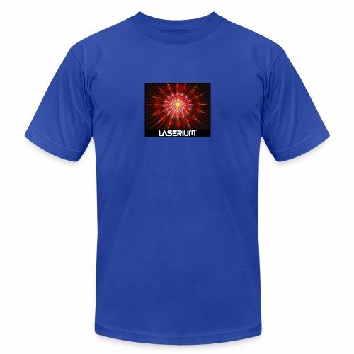 LASERIUM Laser starburst - Men's Jersey T-Shirt